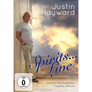 Justin Hayward - Spirits Live...Live At The Buckhead Theater, Atlanta (UK-import) (DVD)