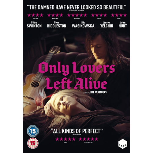 Only Lovers Left Alive (UK-import) (DVD)
