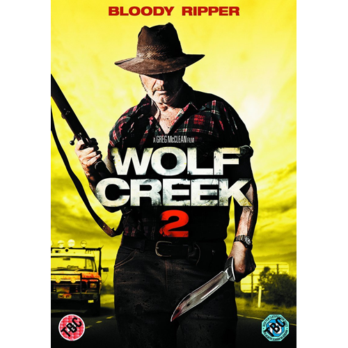 Wolf Creek 2 (UK-import) (DVD)
