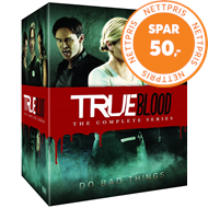 Produktbilde for True Blood - Den Komplette Serien (DVD)