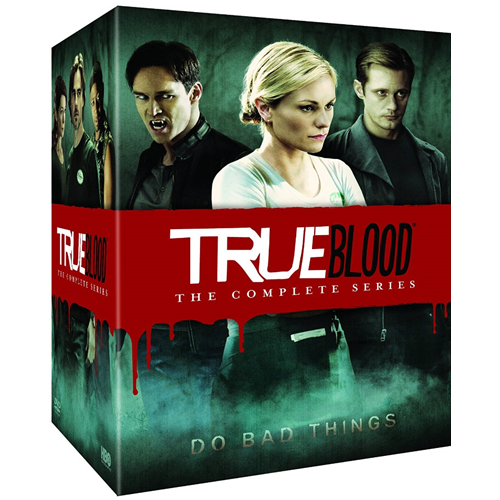 True Blood - Den Komplette Serien (DVD)