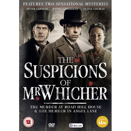 Suspicions Of Mr. Whicher - Episodes 1 & 2 (UK-import) (DVD)