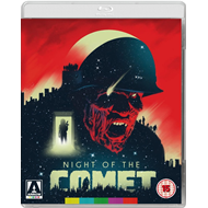 Night Of The Comet (UK-import) (Blu-ray + DVD)