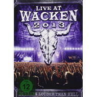 Live At Wacken 2013 (3DVD)