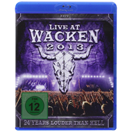 Live At Wacken 2013 (3 x Blu-ray)