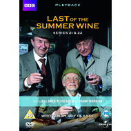 Last Of The Summer Wine - Series 21 & 22 (UK-import) (DVD)