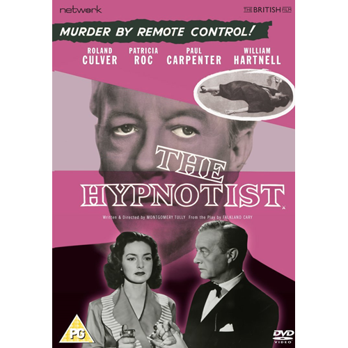 The Hypnotist (UK-import) (DVD)