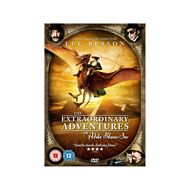 The Extraordinary Adventures Of Adele Blanc-Sec (UK-import) (DVD)