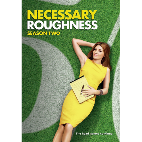 Necessary Roughness - Sesong 2 (DVD - SONE 1)