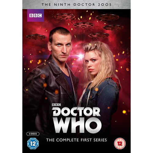 Doctor Who - Sesong 1 (UK-import) (DVD)
