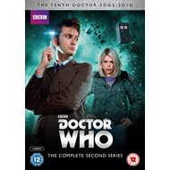 Doctor Who - Sesong 2 (UK-import) (DVD)