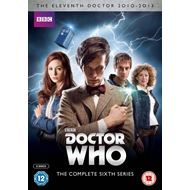 Doctor Who - Sesong 6 (UK-import) (DVD)