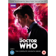 Doctor Who - Sesong 7 (UK-import) (DVD)