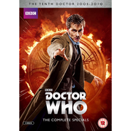 Doctor Who - The Complete Specials (UK-import) (DVD)