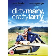Dirty Mary, Crazy Larry (UK-import) (DVD)