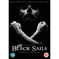 Black Sails - Sesong 1 (UK-import) (DVD)