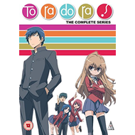 Toradora - The Complete Series (UK-import) (DVD)