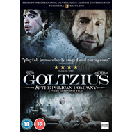 Goltzius And The Pelican Company (UK-import) (DVD)
