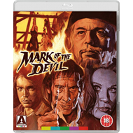 Mark Of The Devil (UK-import) (Blu-ray + DVD)