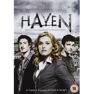 Haven - Sesong 1 (UK-import) (DVD)