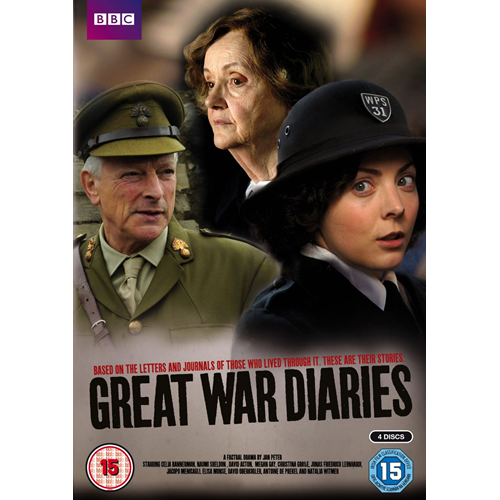 The Great War Diaries (UK-import) (DVD)