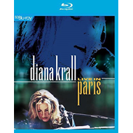 Diana Krall - Live In Paris (UK-import) (SD Blu-ray)