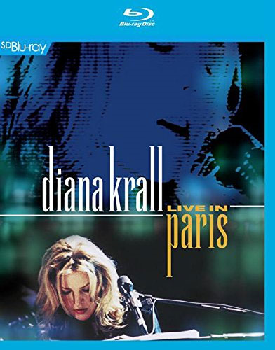 Diana Krall - Live In Paris (SD Blu-ray)