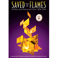Saved From The Flames - 54 Rare and Restored Films 1896-1944 (DVD)