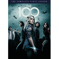 The 100 - Sesong 1 (UK-import) (DVD)