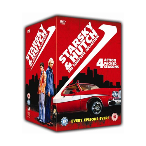 Starsky And Hutch: The Complete First Season (UK-import) (DVD)