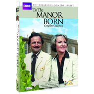 To The Manor Born - The Complete Collection (UK-import) (DVD)