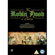 The Robin Hood Collection (UK-import) (DVD)