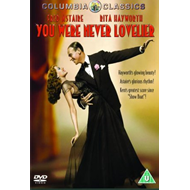You Were Never Lovelier (UK-import) (DVD)