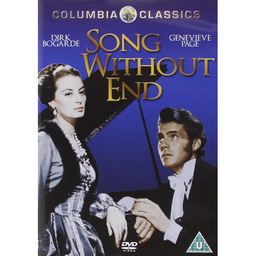 Song Without End (UK-import) (DVD)