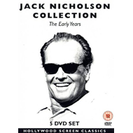 Jack Nicholson Collection - The Early Years (UK-import) (DVD)