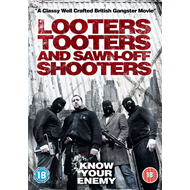 Looters, Tooters And Sawn-Off Shooters (UK-import) (DVD)
