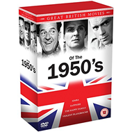 1950s Great British Movies - Box Set (UK-import) (DVD)