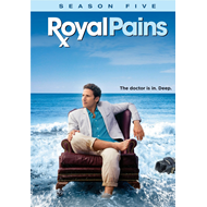 Royal Pains - Sesong 5 (DVD - SONE 1)