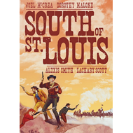 Produktbilde for South Of St. Louis (DVD - SONE 1)