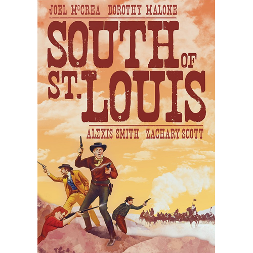 South Of St. Louis (DVD - SONE 1)