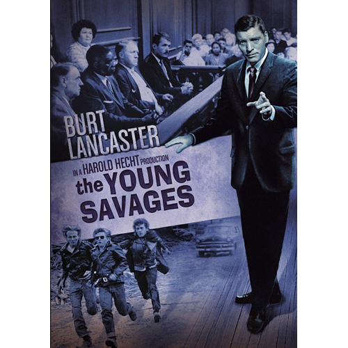 Young Savages (DVD - SONE 1)