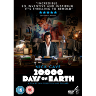Nick Cave - 20.000 Days On Earth (UK-import) (DVD)
