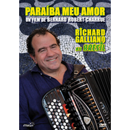 Richard Galliano - Au Brésil (DVD)