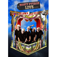 Monty Python - Live (Mostly), One Down Five To Go (DVD)