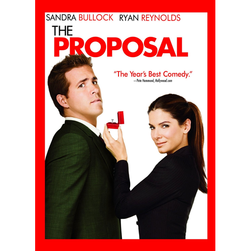 The Proposal (UK-import) (DVD)