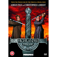 Highlander: Endgame (UK-import) (DVD)