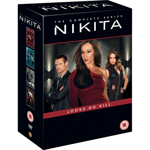 Nikita - The Complete Series (UK-import) (DVD)
