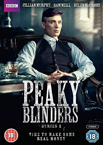 Peaky Blinders - Sesong 2 (UK-import) (DVD)