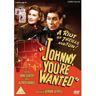 Johnny, You're Wanted (UK-import) (DVD)