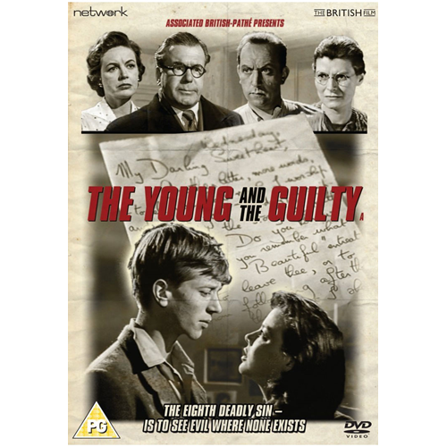 The Young And The Guilty (UK-import) (DVD)